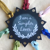 I am a Sampler Lover Threadkeep