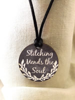Stitching Mends the Soul