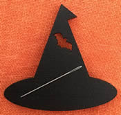 Witch Hat Needle Minder